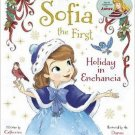 Sofia the First Holiday in Enchancia (Hardcover) by Disney Book Group