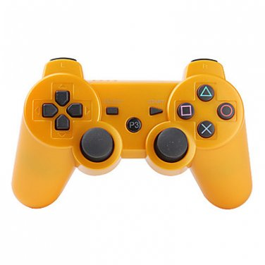 Orange Wireless Controller for PS3