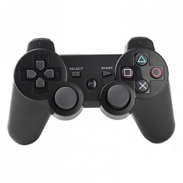 Black Wireless Controller for PS3