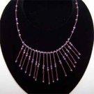 Amethyst Egyptian Style Necklace (JE261)