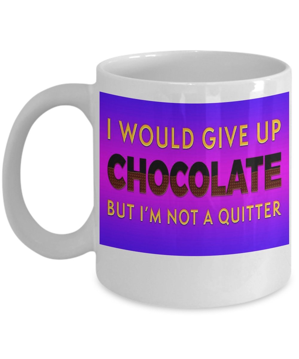 Chocolate Mug - FREE Shipping!