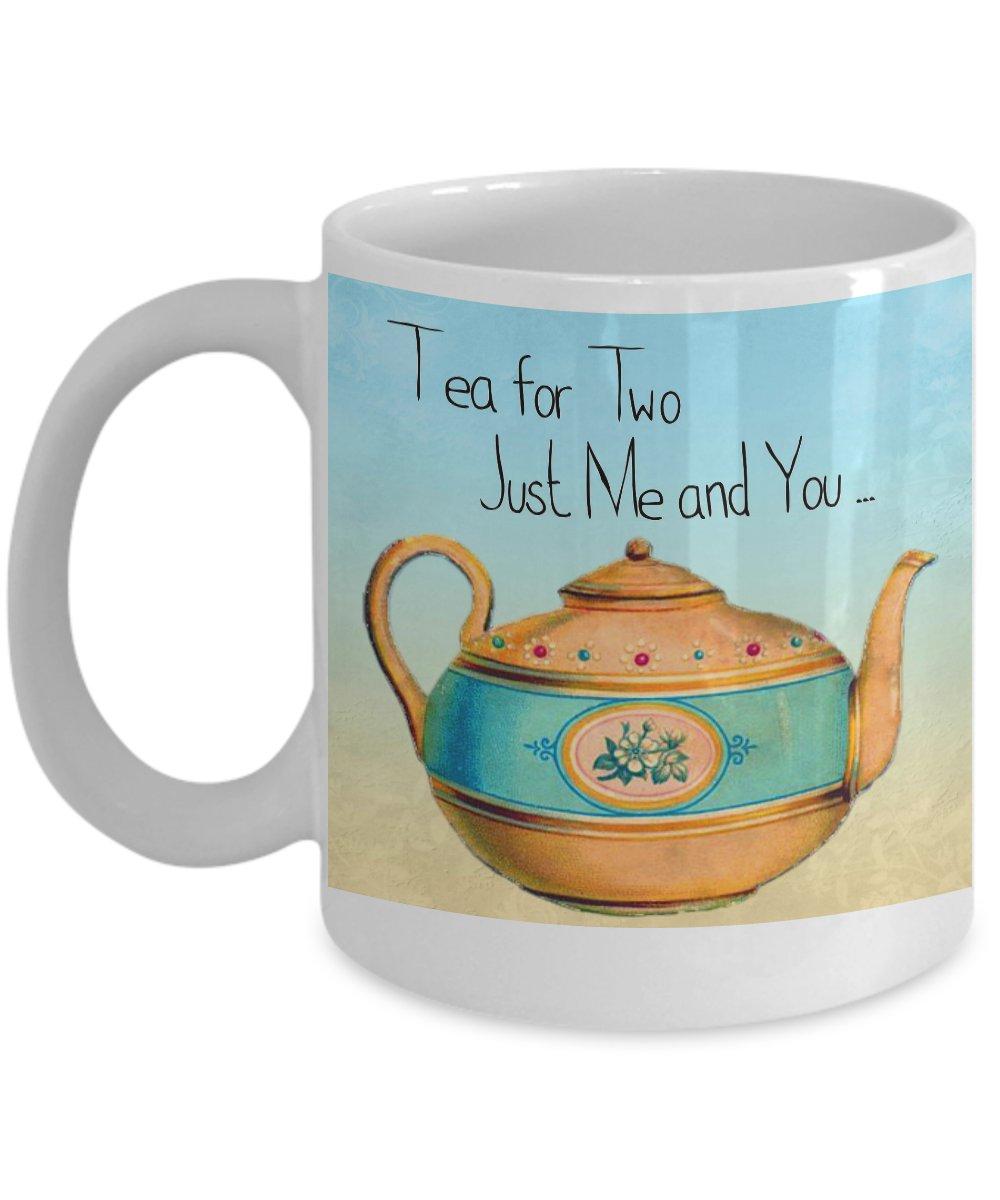 Tea for Two Mug - FREE Shipping!