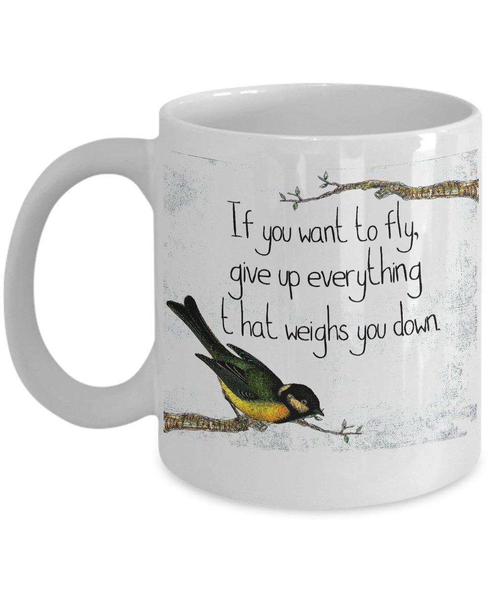 Bird Mug - FREE Shipping!