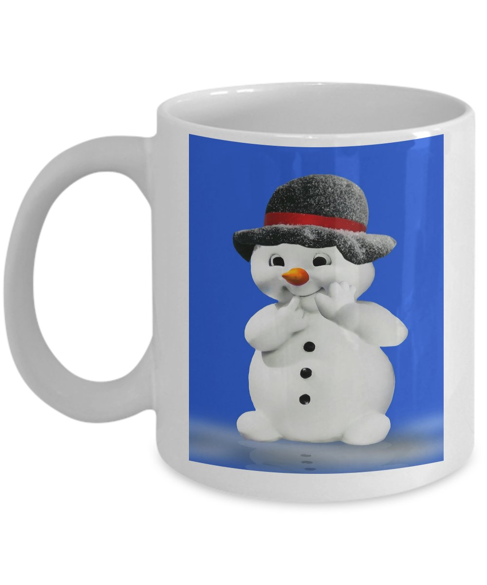 Snowman Mug - FREE Shipping!