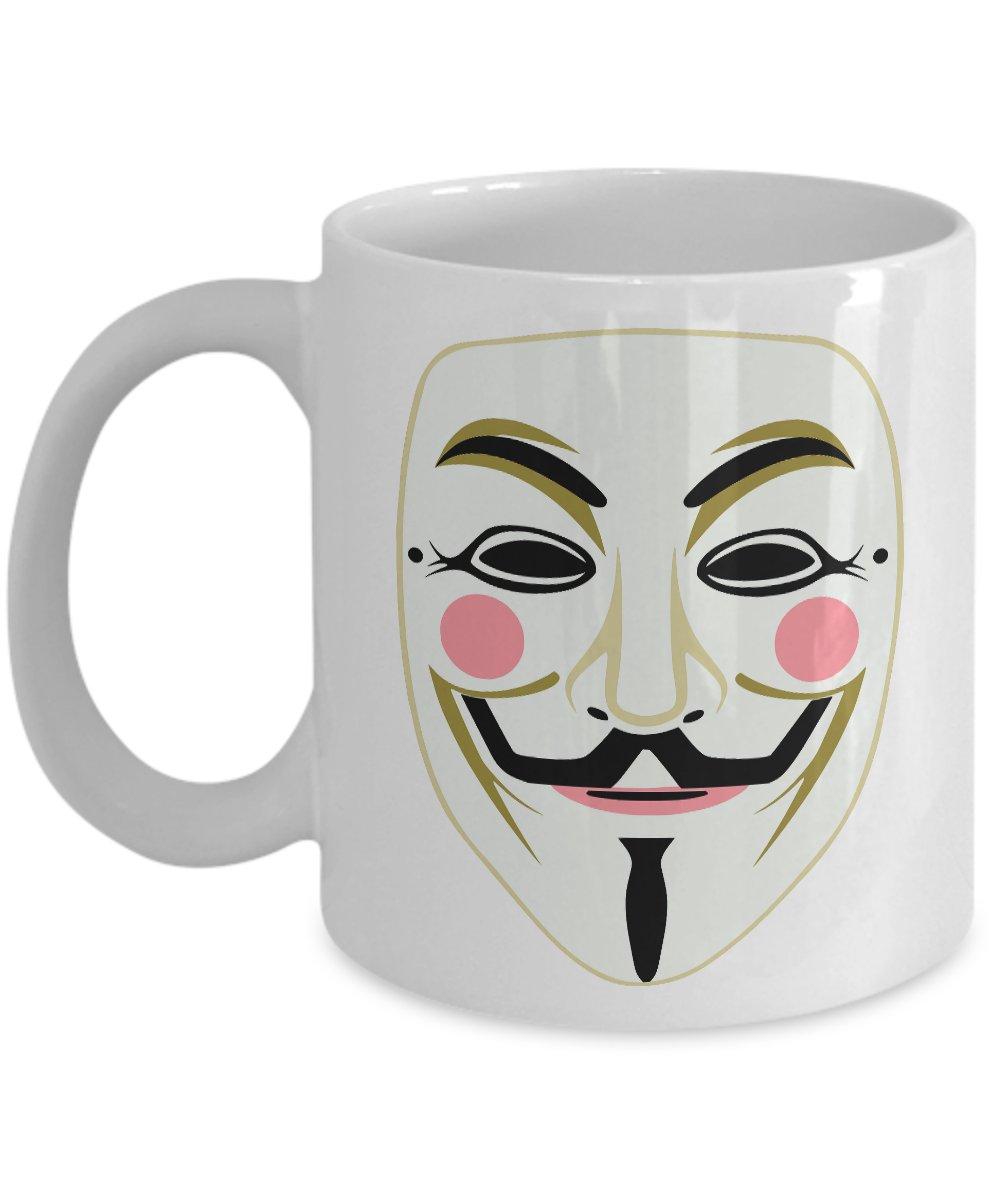 Anonimus Mug - FREE Shipping!