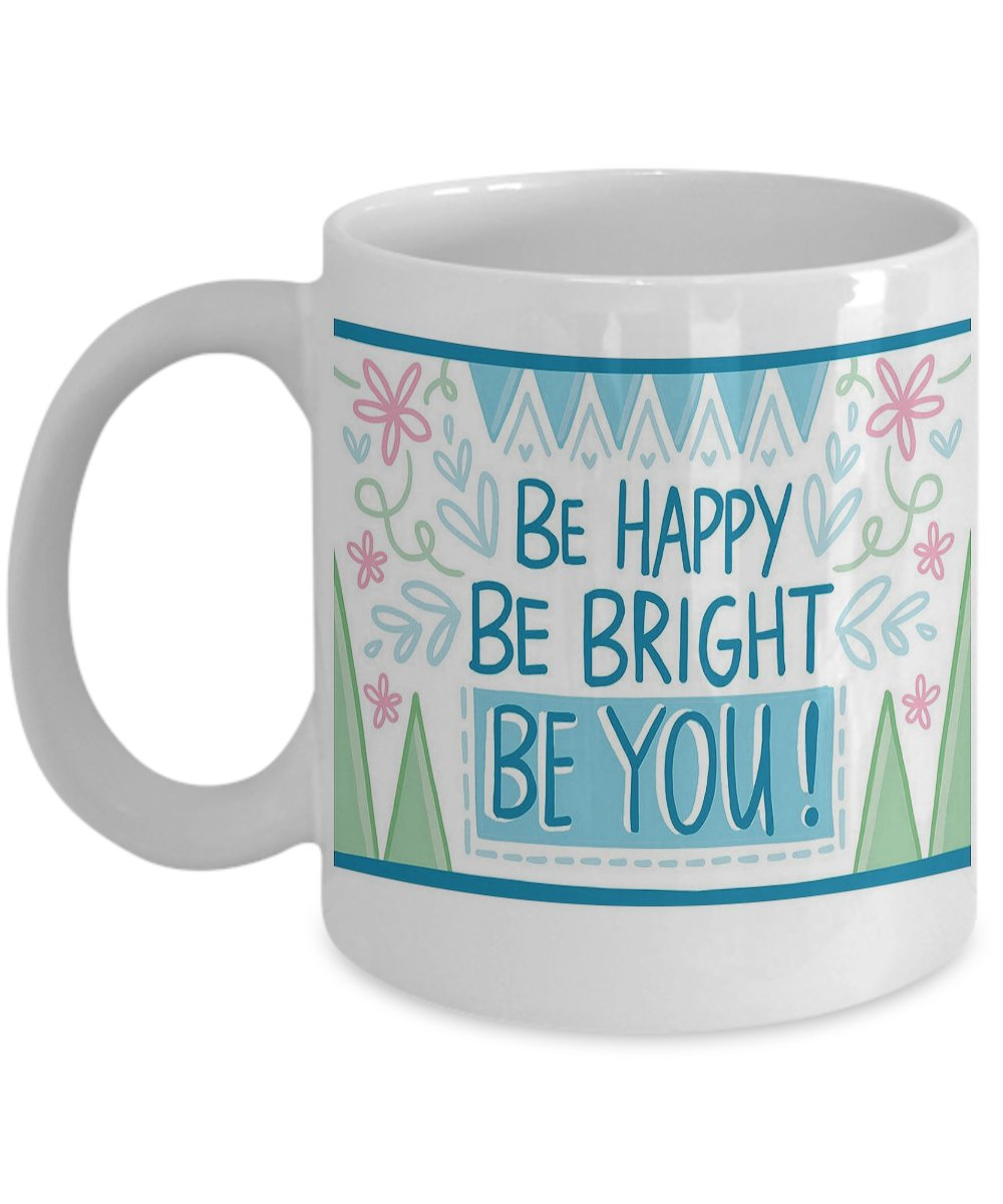 Happy Coffee Mug - FREE Shipping!