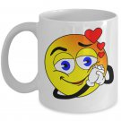 Love Emoji - Coffee Mug - FREE Shipping!