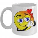 Love Emoji - Coffee Mug - FREE Shipping!