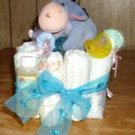 Themed Mini Diaper Cake