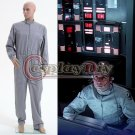 Cosplaydiy Men's Outfit Star Wars Imperial Technician AT ST Flightsuit Jumpsuit Cosplay For Carnival