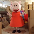 CosplayDiy Unisex Mascot Costume  Peppa Pig Mascot Cosplay Costume For Christmas Party