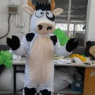 CosplayDiy Unisex Mascot Costume Cow Plush Mascot Costume Cosplay For Party