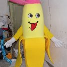 CosplayDiy Unisex Mascot Costume Fruit Banana Mascot Costume Cosplay For Party