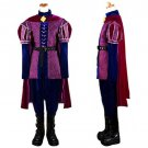 CosplayDiy Men's Outfit  Sleeping Beauty Prince Phillip Costume For Christmas Cosplay
