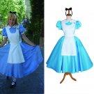 CosplayDiy Women's Dress  Alice's Adventures in Wonderland Alice Maid Dress Cosplay