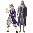 CosplayDiy Men's Outfit Fairy Tail Natsu Dragneel Cosplay Costume
