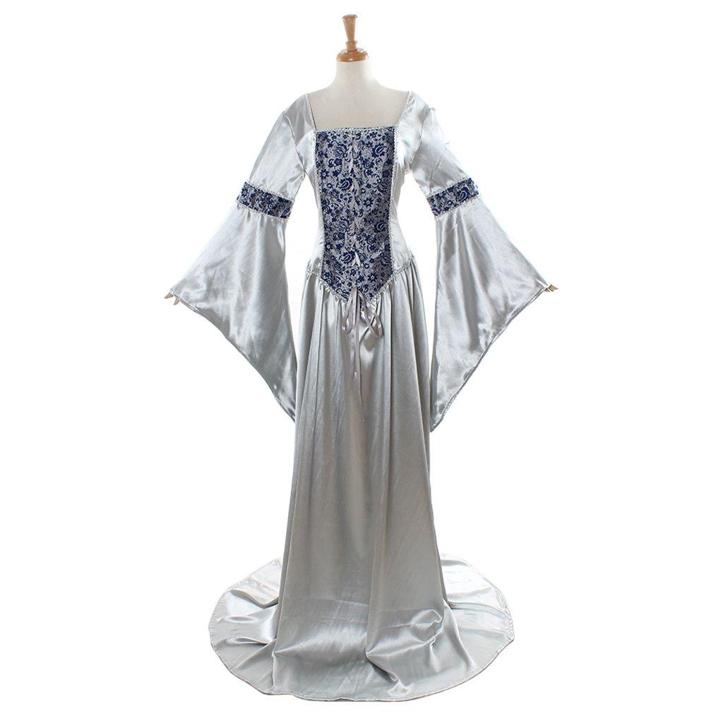 CosplayDiy Women's Rococo Ball Grown Gothic Medieval ...