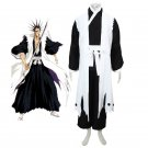 CosplayDiy Bleach Gotei Thirteen Kenpachi Zaraki Captain of the 11th Soul Reaper Cosplay
