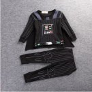 Kid's Costume Cool Star Wars Darth Vader Sleepwear Pajamas Cosplay