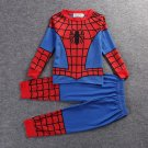 Kid's Spider Man Sleepwear Pajamas Costume Cosplay