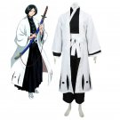 CosplayDiy Men's Bleach Gotei Thirteen Retsu Unohana Captain of the 4th Division Soul Reaper Cosplay