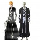 CosplayDiy Men's Outfit  Bleach Ichigo Kurosaki New Bankai Look Cosplay Costume For Party
