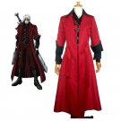 Custom Made Devil May Cry 3 Dante Outfit Cosplay