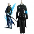 Custom Made Devil May Cry 5 Vergil Yougth Cosplay Costume