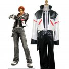Custom Made King of Fighters 2003 Kyo Kusanagi Fighting Uniform Cosplay Costume