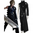 Custom Made Final Fantasy VII Cloud Cotton Cosplay Costume