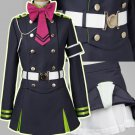 CosplayDiy Women's&Girl's Dress Seraph of the End Hiiragi Shinoa Costume Cosplay For Christmas Party