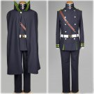 CosplayDiy Men's Outfit Seraph of the End Yuichiro Hyakuya Costume Cosplay For Party