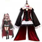 CosplayDiy Women's&Girl's  Dress Seraph of the End Krul Tepes Cosplay Costume For Christmas Party