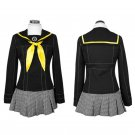 Custom Made Shin Megami Tensei Persona 4 P4 Girl School Uniform Cosplay
