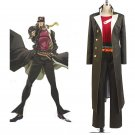 Kujo Jotaro Outfit JoJo's Bizarre Adventure Uniform Cosplay Costume for Carnival Party