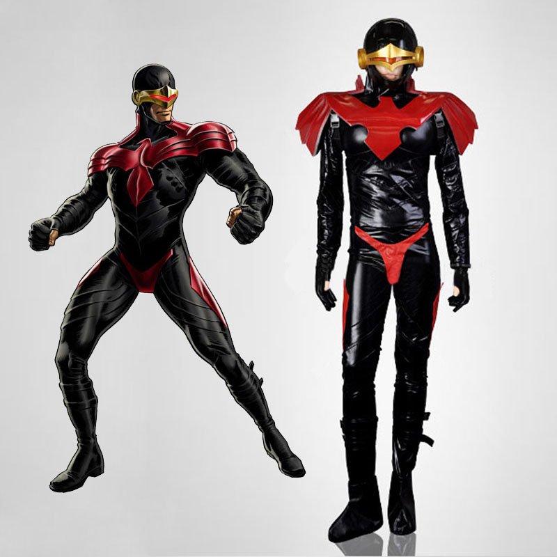 X men cyclops cosplay costume