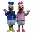 CosplayDiy Unisex Mascot Costume Donald Duck Disney Character Mascot Costume For Christmas Party