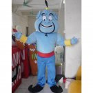 CosplayDiy Unisex Mascot Costume Blue Aladdin Genie Costume Cosplay For Carnival Party