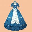CosplayDiy Women's Dress Civil War Southern Belle Luxurious Dress Cosplay