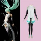 CosplayDiy Women's&Girl's Dress Vocaloid Hatsune Miku Append Costume Anime Cosplay For Christmas