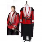 CosplayDiy Men's Outfit Once Upon a Time Prince Charming Josh Dallas Cosplay For Halloween
