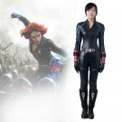 Cosplaydiy Women's Costume The Avengers 2 Age of Ultron Black Widow Natasha Romanoff  Cosplay