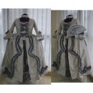CosplayDiy Women's Dress Marie Antoinette Baroque Medieval Fancy Dress Cosplay  For Party