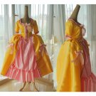 CosplayDiy Women's Dress 18th Century Ball Gown Rococo Baroque Dress Cosplay