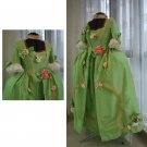 CosplayDiy Women's Dress Rococo Baroque Gown Dress Medieval Dance Party Cosplay Costume