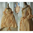 18th Century Rococo Baroque Fancy Dress Halloween Women's Cosplay Costume