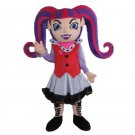 CosplayDiy Unisex Mascot Costume Monster High Draculaura Cosplay For Halloween&Christmas Party