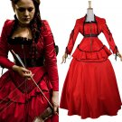 CosplayDiy Women's Lolita Medieval Renaissance Dress Cosplay For Halloween