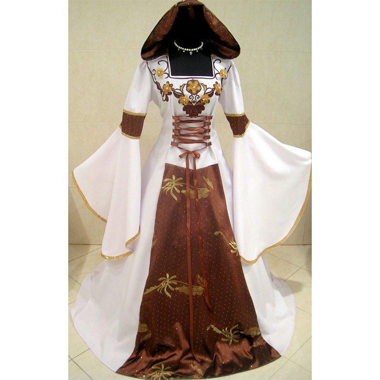 CosplayDiy Women's Victorian Medieval Renaissance Dress Halloween Costume Cosplay