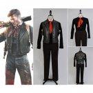 Custom Made BioShock Infinite Booker DeWitt Halloween Costume Outfit Cosplay